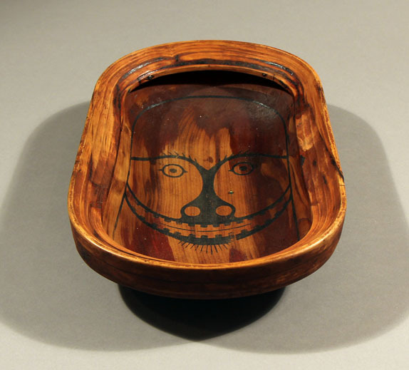 Bentwood Serving Dish (View A)