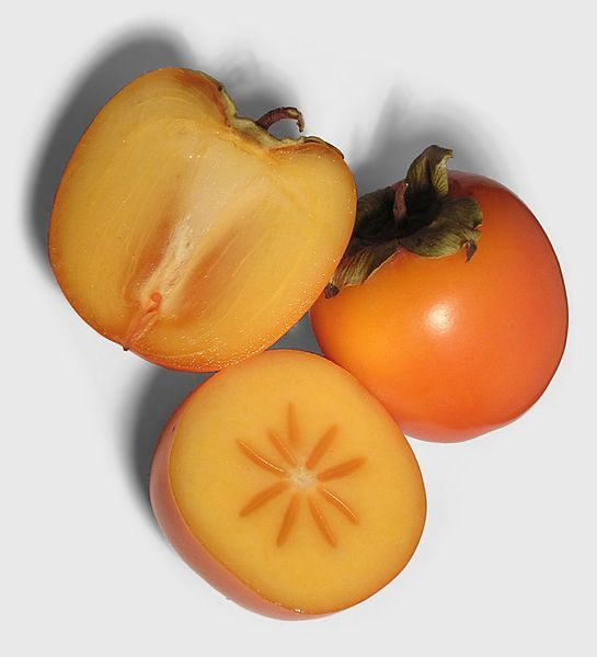 American Persimmon open tannins