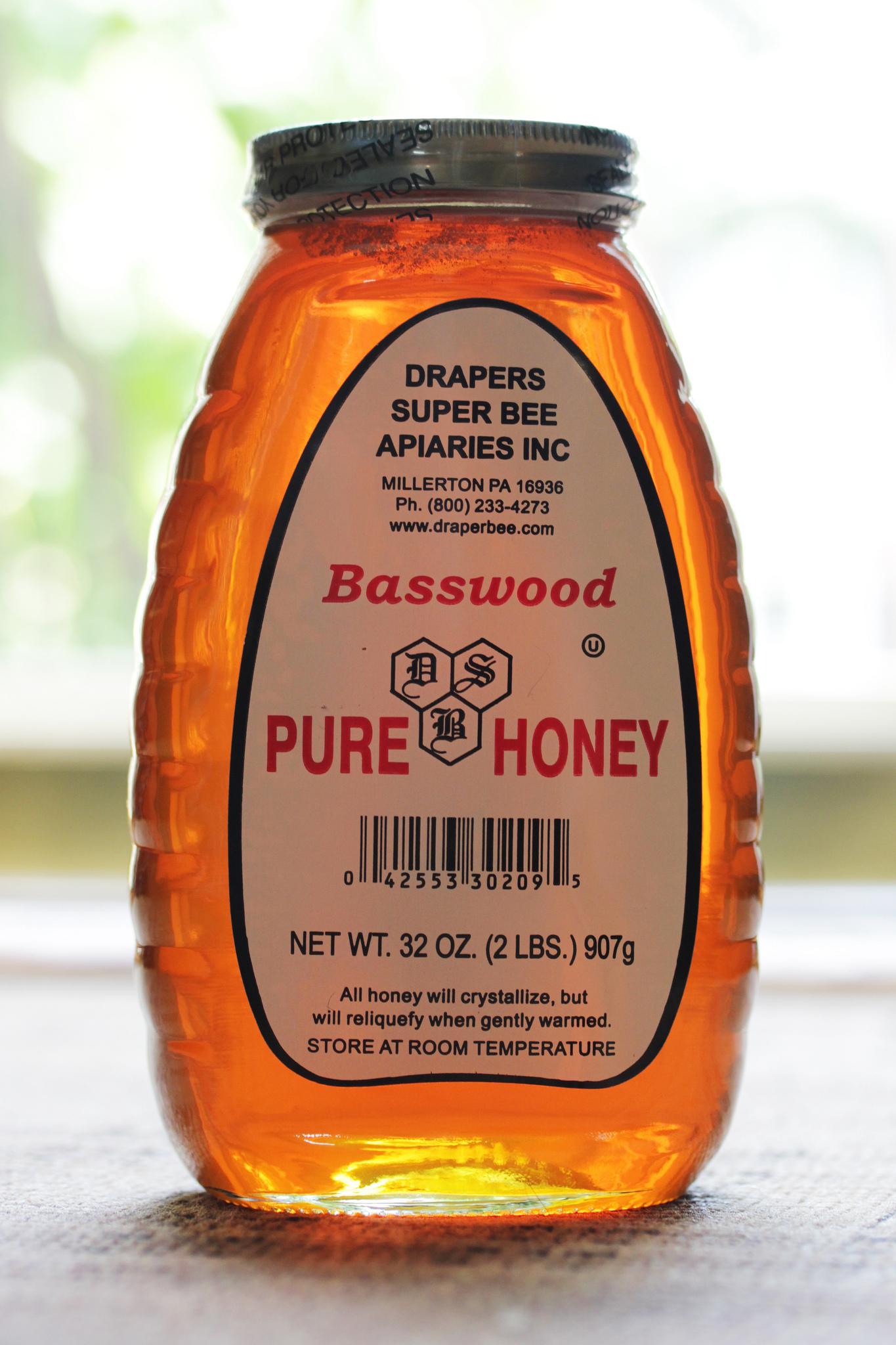 Basswood - honey