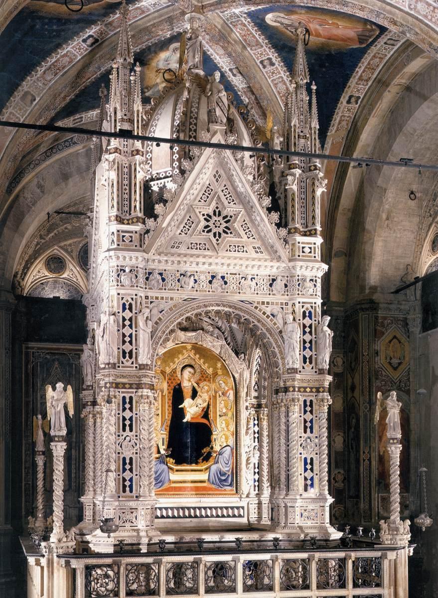 Orsanmichele Tabernacle