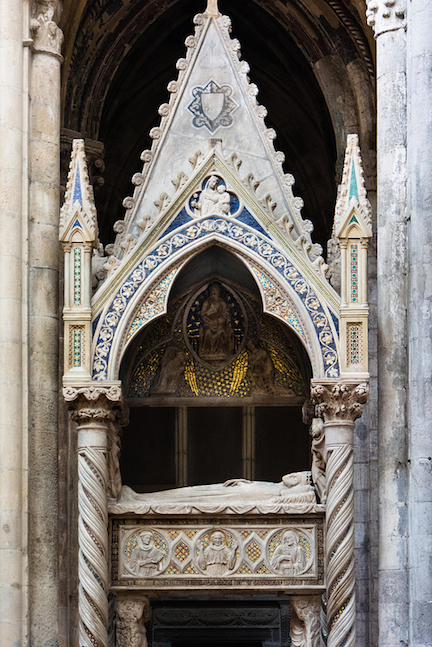 Tomb of Catherine of Austria