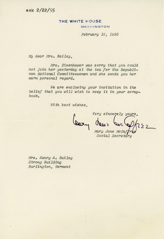 Omeka Ctl Mary Jane Mccaffree To Consuelo Northrop
