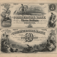 Antebellum Vermont Currency