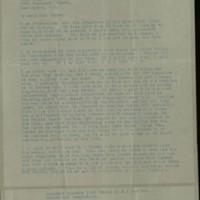 William Frederick Bigelow to FPK, April 15, 1920