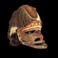 New Ireland Mask