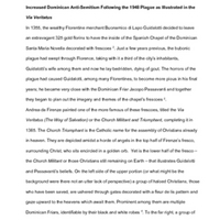 ESSAY: Increased Dominican Antisemitism<br /> Following the 1348 Plague as Illustrated in the<br /> Via Veritatus [PDF]