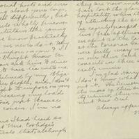Carter Morris to FPK, July 4, 1933