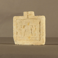 Limestone Offering Slab