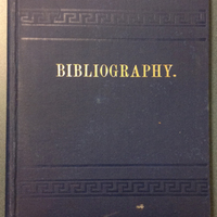 FPK's Personal Bibliography Journal of Books Read, 1902 and 1903
