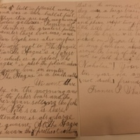 Letter from FPK to St. Nicolas, August 16, 1895