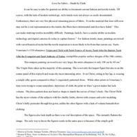 ESSAY:Love for Fabric... Death by Cloth[PDF]