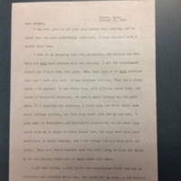 FPK to Louise A. Pillsbury, October 22, 1902
