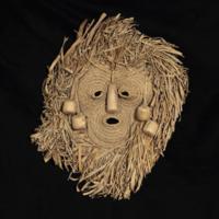 Corn Husk Mask