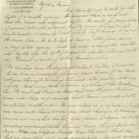 Louise Pillsbury to Cornelia (Fannie) Hill, October 13, 1895