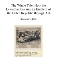 The Whale Tale: How the Leviathan Became an Emblem of the Dutch Republic through Art
