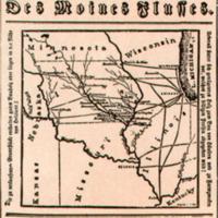 1860's: German  Immagrant Advertisement